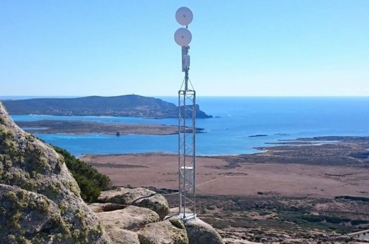 Asinara: videosorveglianza per la tutela ambientale dell'Area Marina Protetta