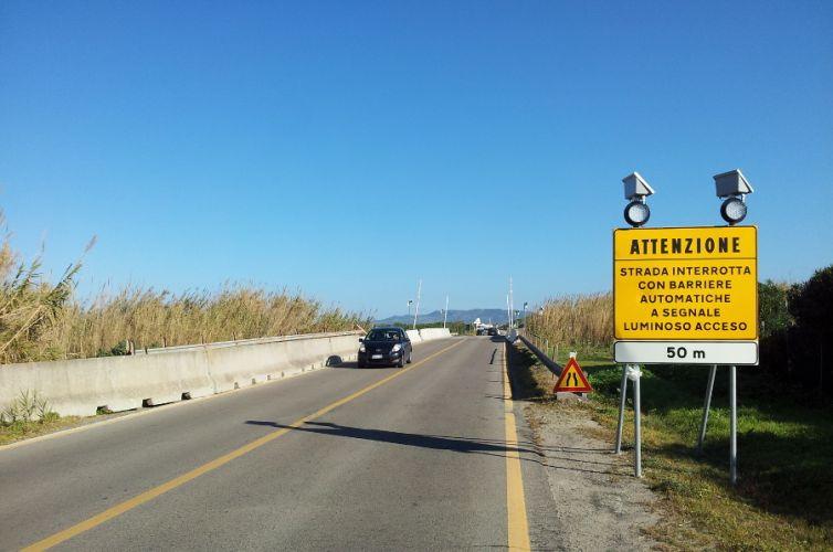 WiForWater per il rischio idrogeologico e gestione automatica della viabilità a Sassari