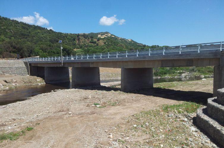 WiForWater per ANAS: monitoraggio di un viadotto stradale, Lodè (NU)